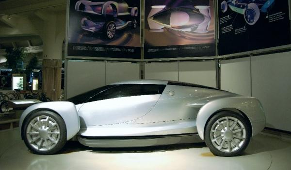 Autonomy concept car