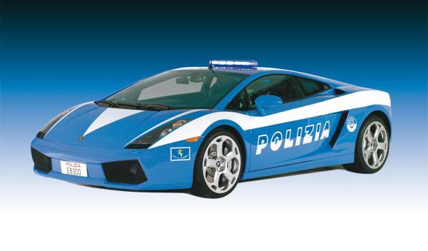 Lamborghini gallardo 3/4 delantero