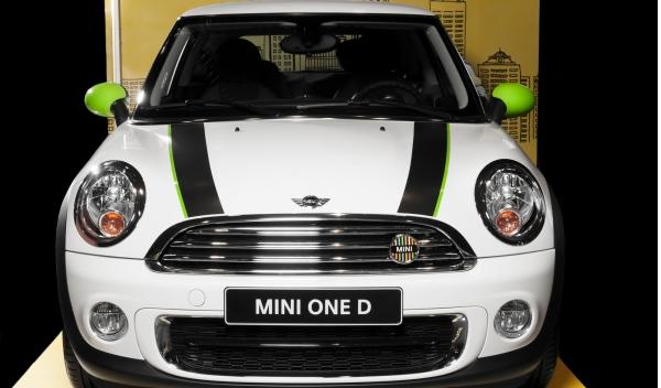 Mini One Fluor Frontal