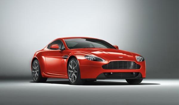 Aston Martin V8 Vantage Jeremy Clarkson