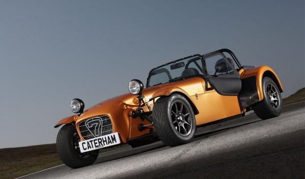Caterham R400 Jeremy Clarkson
