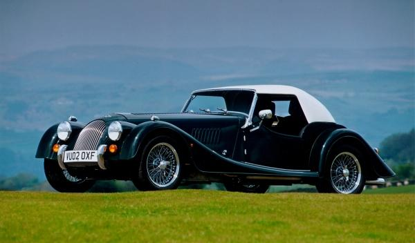 Morgan Roadster Richard Hammond