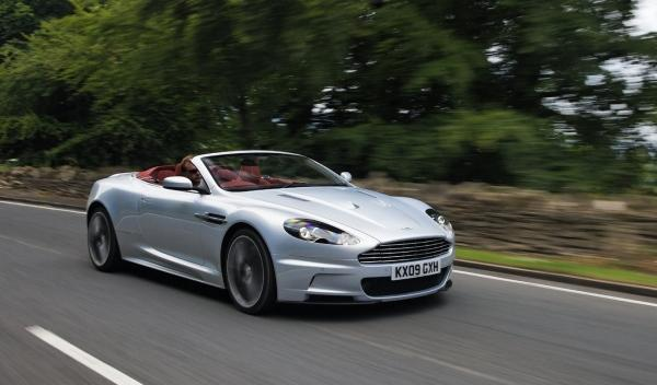 Aston Martin DBS Volante Richard Hammond