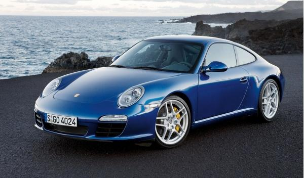 Porsche 911 Carrera S Richard Hammond