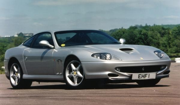 Ferrari 550 Maranello Richard Hammond