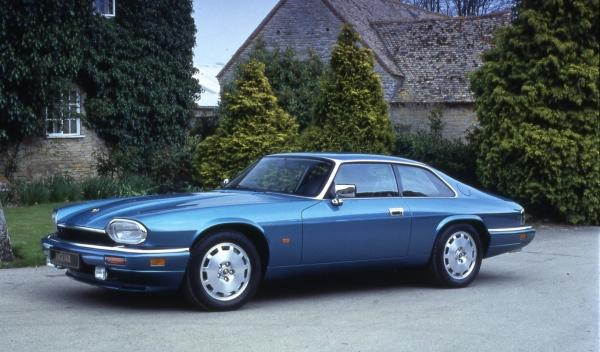 Jaguar XJS James May