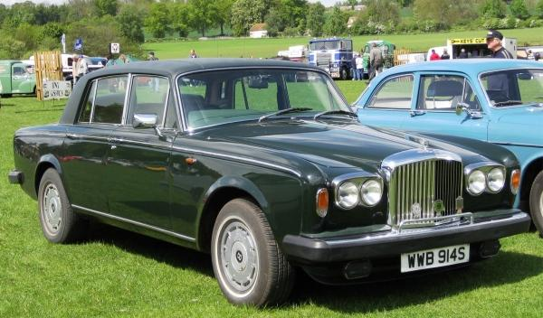 Bentley T2 James May