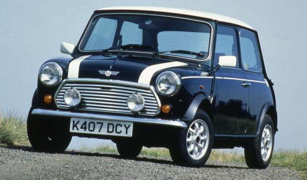 Mini Cooper James May