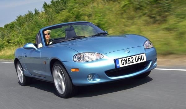 Mazda MX5 James May