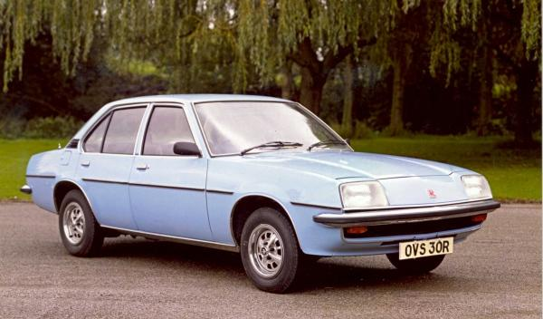Vauxhall Cavalier James May