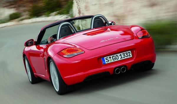 Porsche Boxster S James May