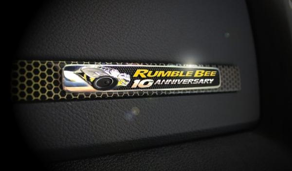 RAM 1500 Rumble Bee Concept Detalle