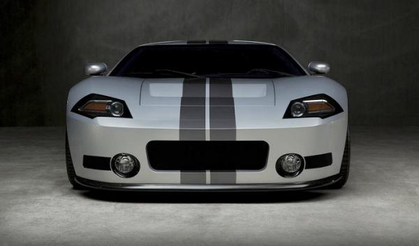 Galpin Ford GTR1 Frontal