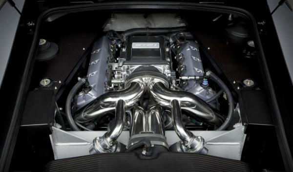 Galpin Ford GTR1 Motor