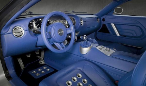 Galpin Ford GTR1 Interior