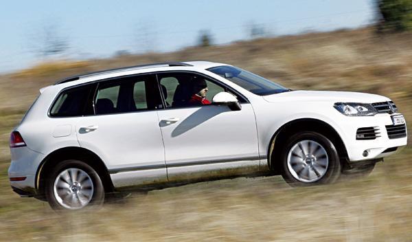 Volkswagen Touareg 3.0 TDI V6 204 CV test SUV