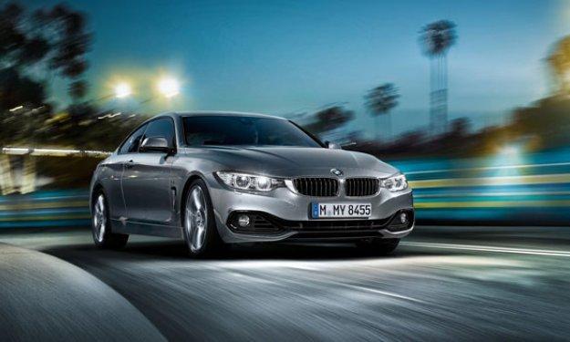 BMW Serie 4 Delantera