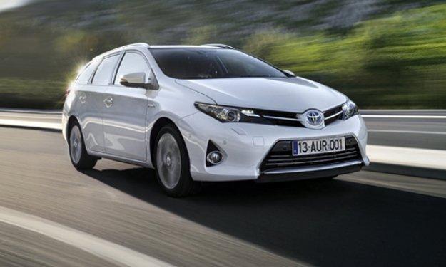 Toyota Auris Touring Sports Delantera