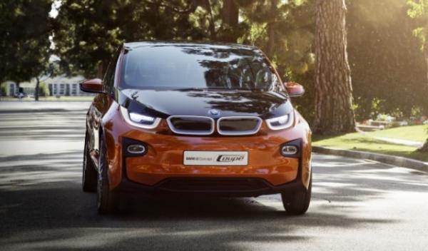 BMW i3 delantera