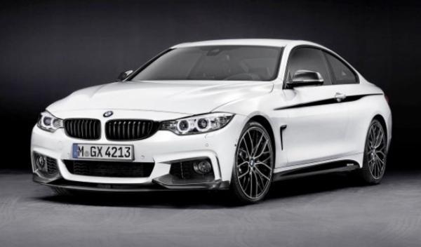 BMW Serie 4 M Performance Delantera