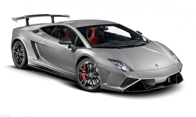 Lamborghini Gallardo LP570-4 Scuadra Corse