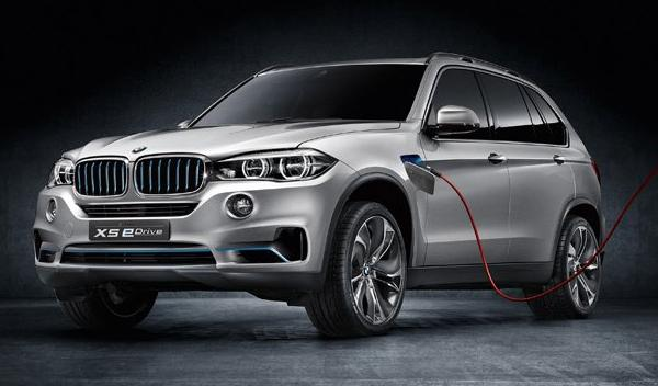 BMW X5 Concept5 eDrive