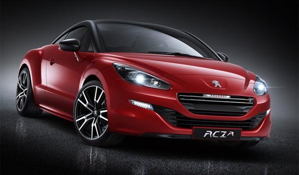 Peugeot R RCZ 2013