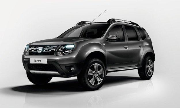 Dacia Duster 2013 imagen lateral