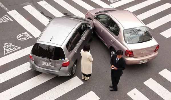 accidente en tokio