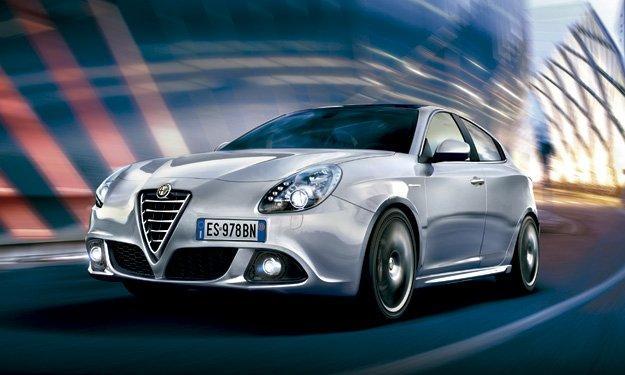 Alfa Romeo Giulietta 2014 - Salón de Frankfurt 2013