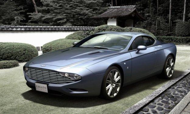 Aston Martin DBS Coupé Centennial - Salón de Frankfurt 2013