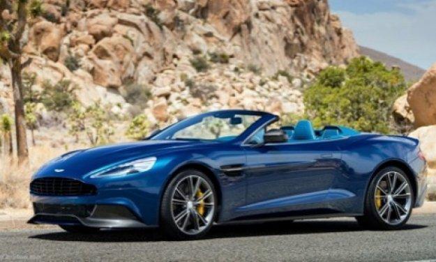 Aston Martin Vanquish Volante 2014 - Salón de Frankfurt 2013