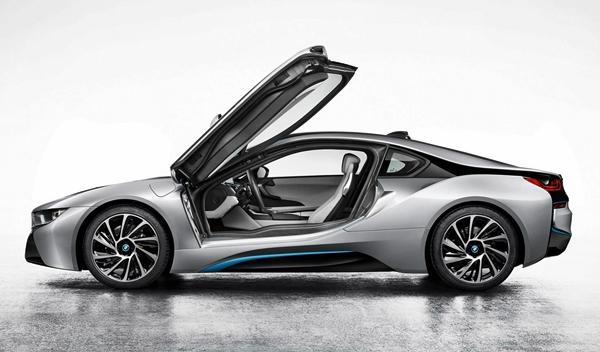 BMW i8 - Salón de Frankfurt 2013