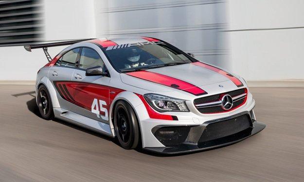 Mercedes CLA 45 AMG Racing Series - Salón de Frankfurt 2013