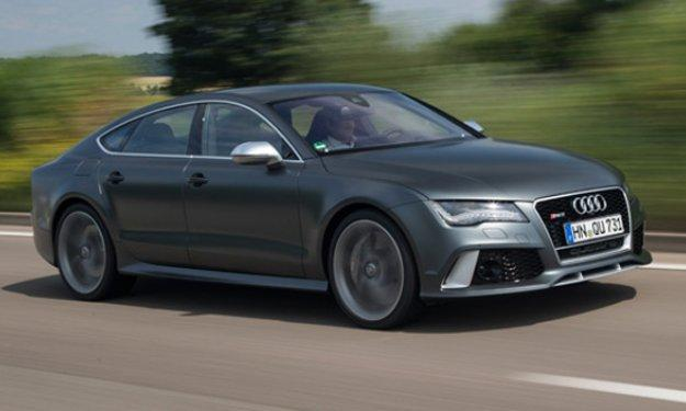 Audi RS 7 - Salón de Frankfurt 2013
