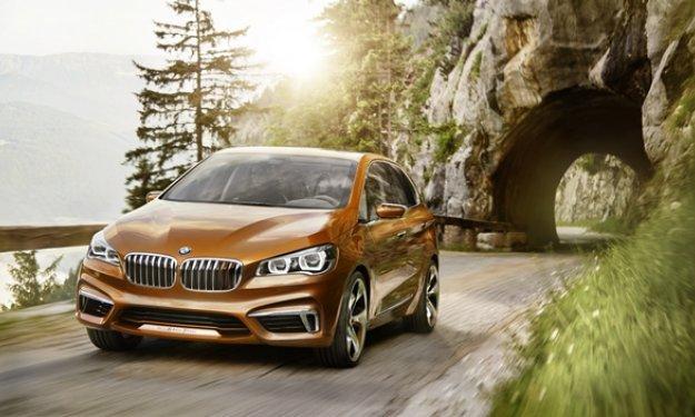 BMW Concept Active Tourer Outdoor - Salón de Frankfurt 2013