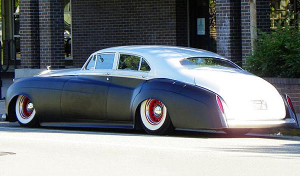 Rolls Royce Trasera