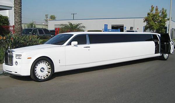 Rolls Royce Limusina