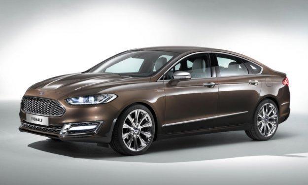 Ford Mondeo Vignale Concept - Salón de Frankfurt 2013