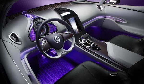 Renault Initiale Paris Concept Salón de Frankfurt
