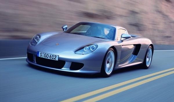 Porsche Carreta GT