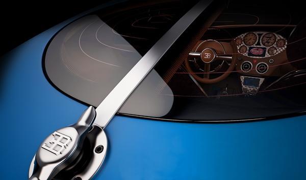 Bugatti 12.4 Atlantique Concept posterior