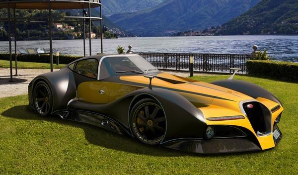 Bugatti 12.4 Atlantique Concept render 4