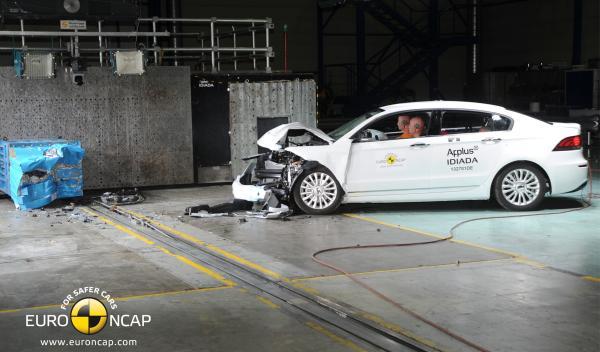 Qoros 3 Sedan, primer coche chino cinco estrellas EuroNCAP