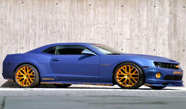 Muscle cars 1