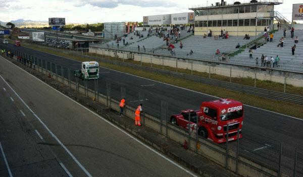 GP.España.Camión.2013.Albacete.lidera.hahn.segundo