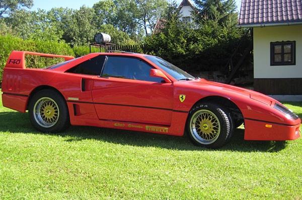 Ferrari f40 falso