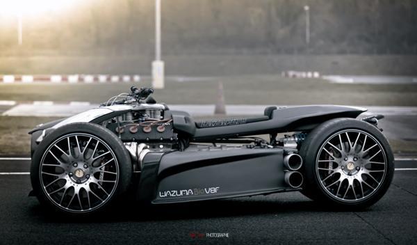 Lazareth Wazuma V8F Matte Edition lateral