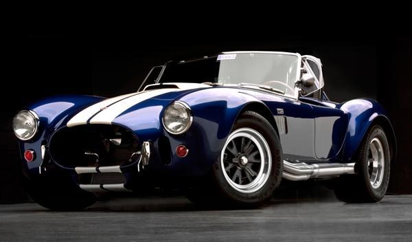 Los 13 coches más terroríficos para concudir Shelby Cobra