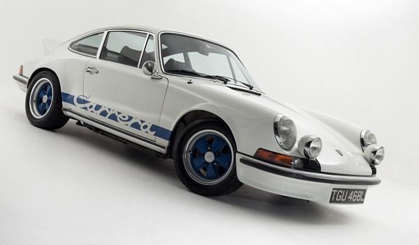Los 13 coches más terroríficos para concudir Porsche 911